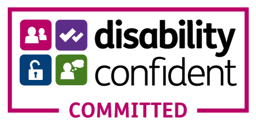 Disability Confident Committed - Veteran's Mental Health Charity - Ex forces help